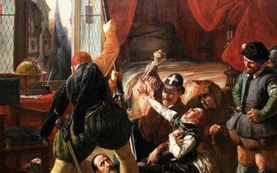 Protestants et catholiques : la Saint-Barthélemy (1572)