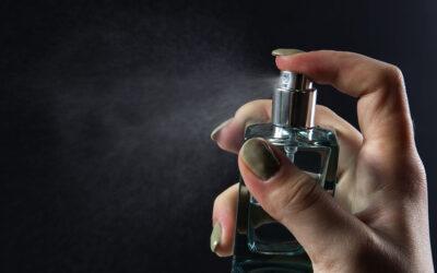 Parfums : constituants naturels et synthétiques