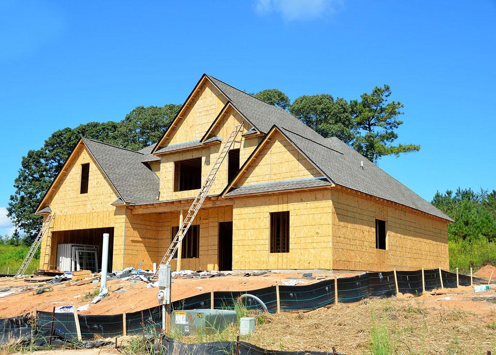 Construction en bois - économie verte